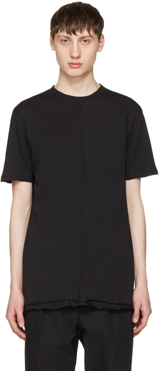 Damir Doma Black Tegan T-shirt