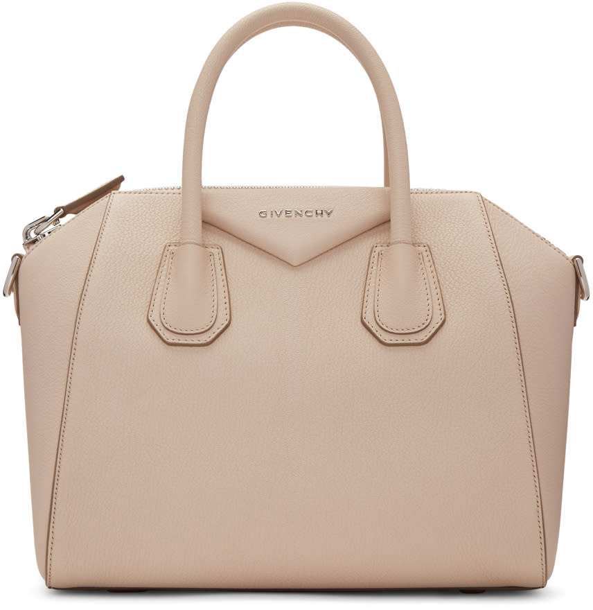 Givenchy Pink Small Antigona Bag