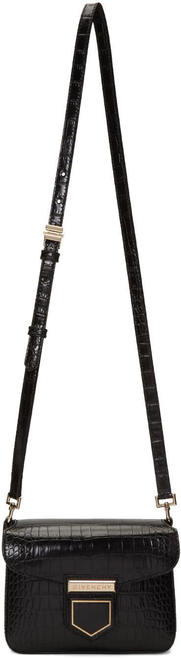 Givenchy Black Mini Nobile Bag