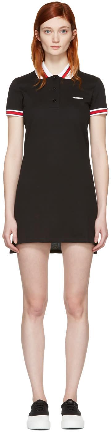 Givenchy Black Polo Dress