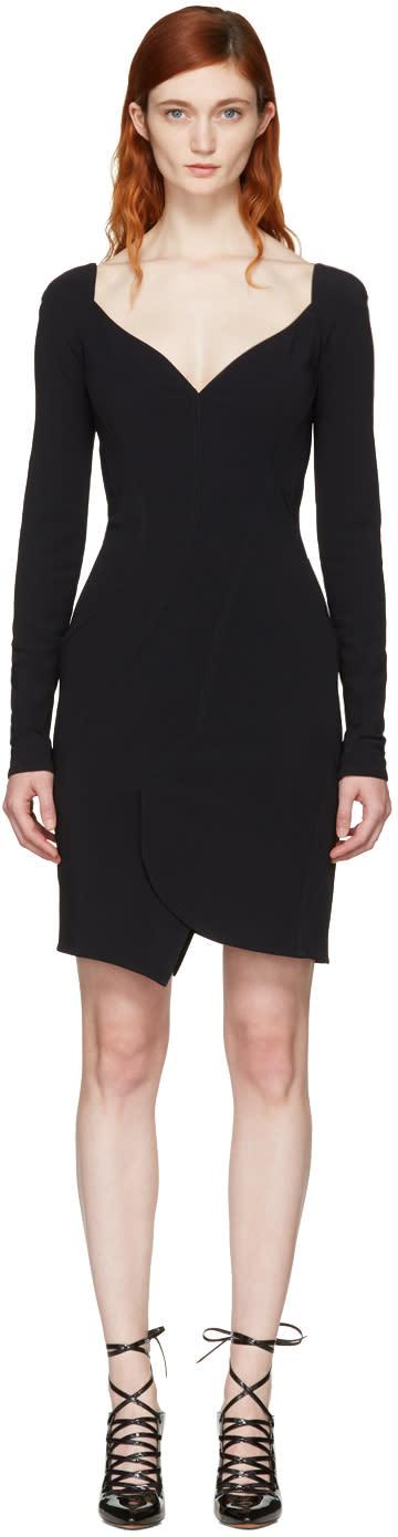 Givenchy Black Sweetheart Dress