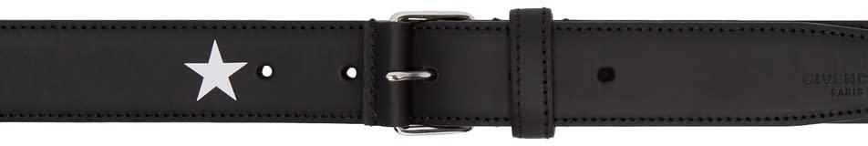 Givenchy Black Star Belt