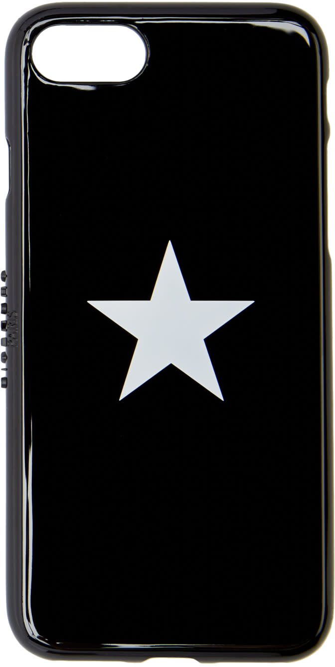 Givenchy Black Star Iphone 7 Case