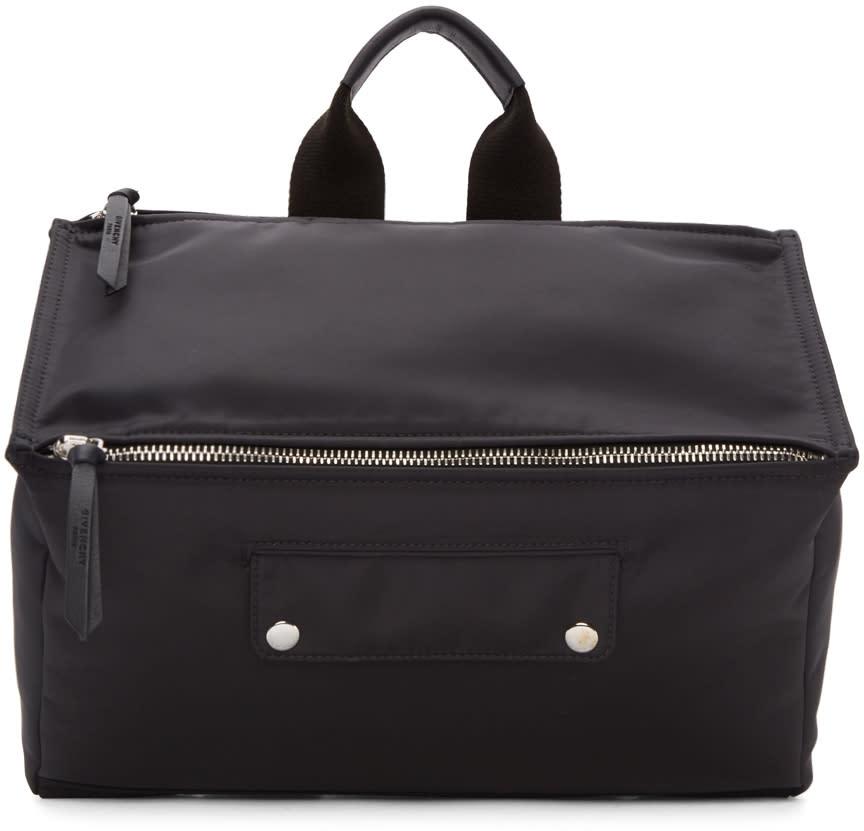 Givenchy Black Nylon Pandora Bag
