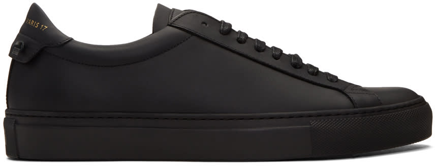 Givenchy Black Knot Sneakers