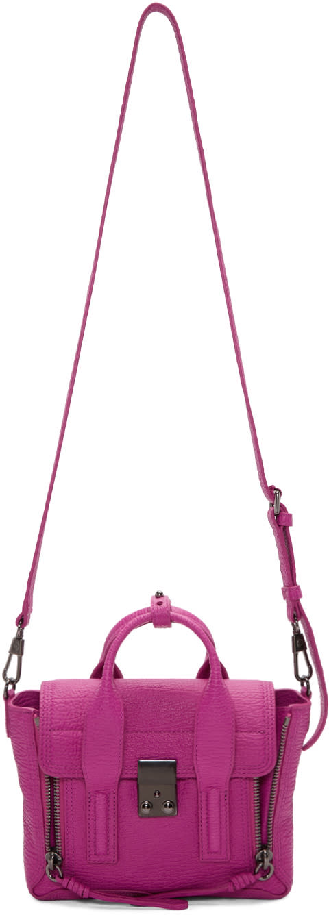 3.1 Phillip Lim Pink Mini Pashli Satchel