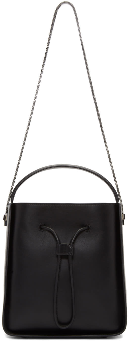 3.1 Phillip Lim Black Small Soleil Bag