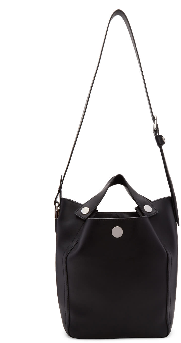 3.1 Phillip Lim Black Large Dolly Tote