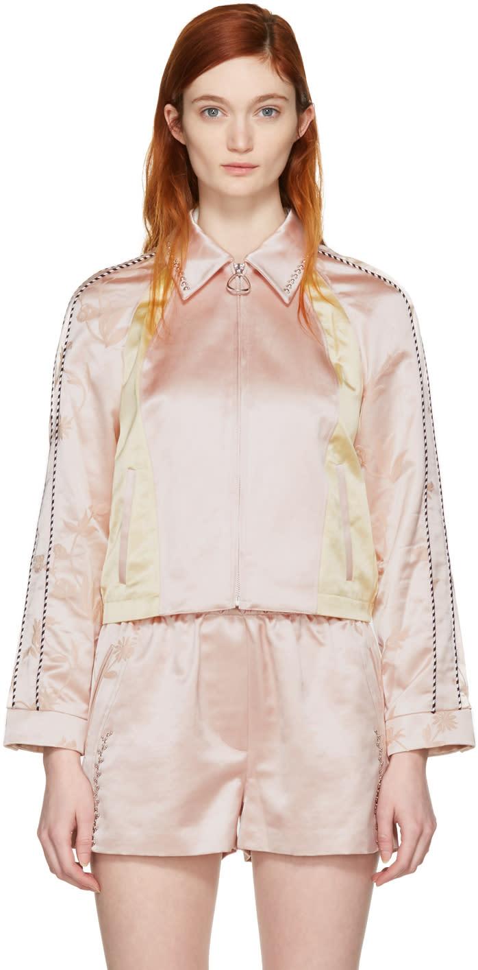 3.1 Phillip Lim Pink Western Jacket