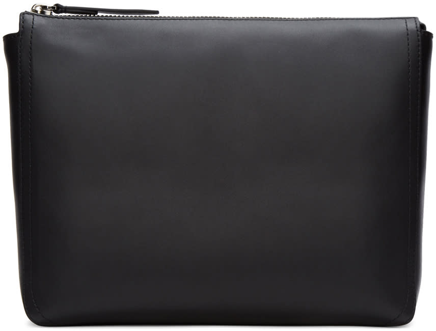 3.1 Phillip Lim Black 31 Hour Document Holder