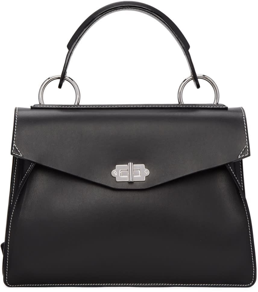Proenza Schouler Black Medium Hava Bag