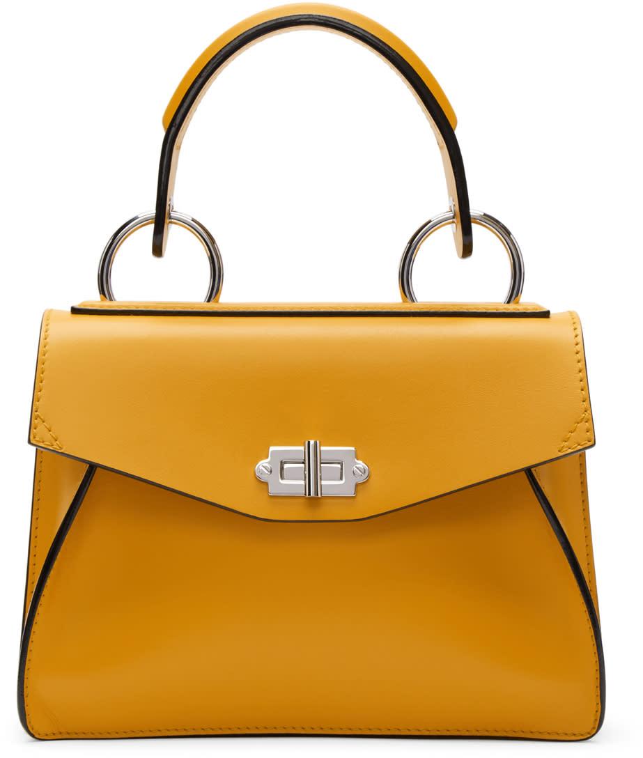 Proenza Schouler Orange Small Hava Bag