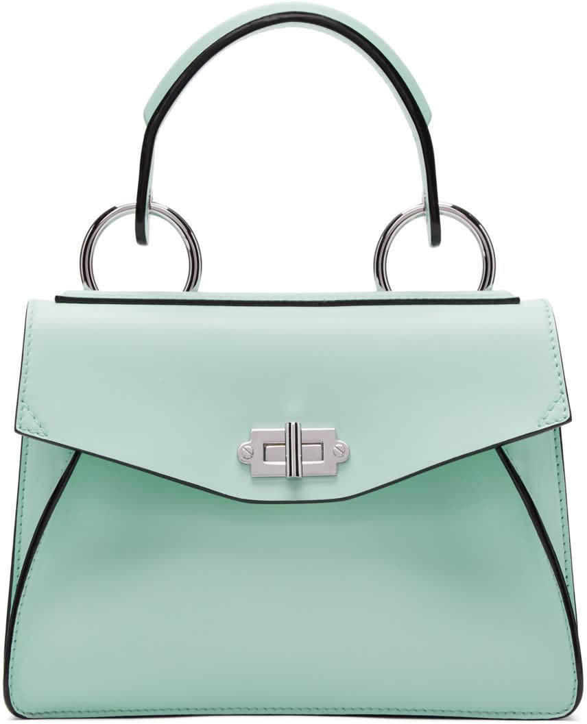Proenza Schouler Blue Small Hava Bag