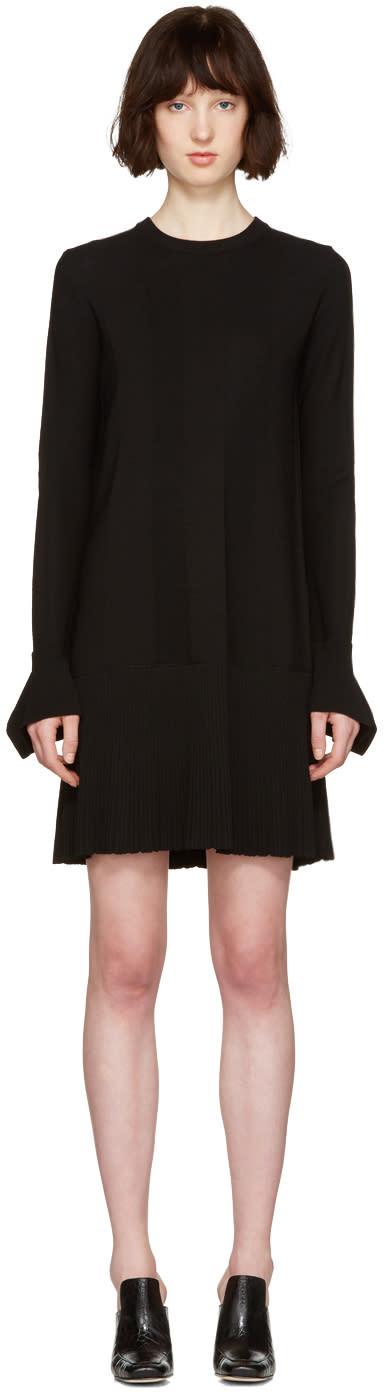 Proenza Schouler Black Drop Waist Dress