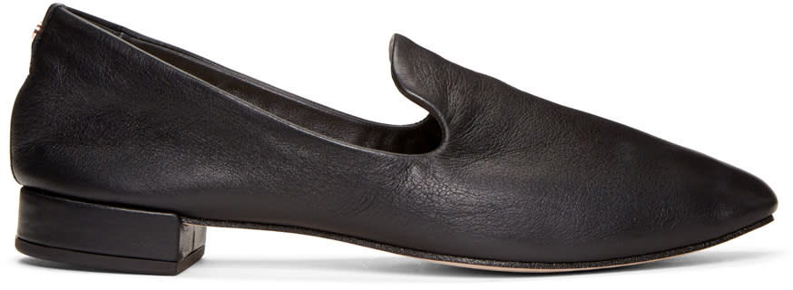 Repetto Black Daren Loafers
