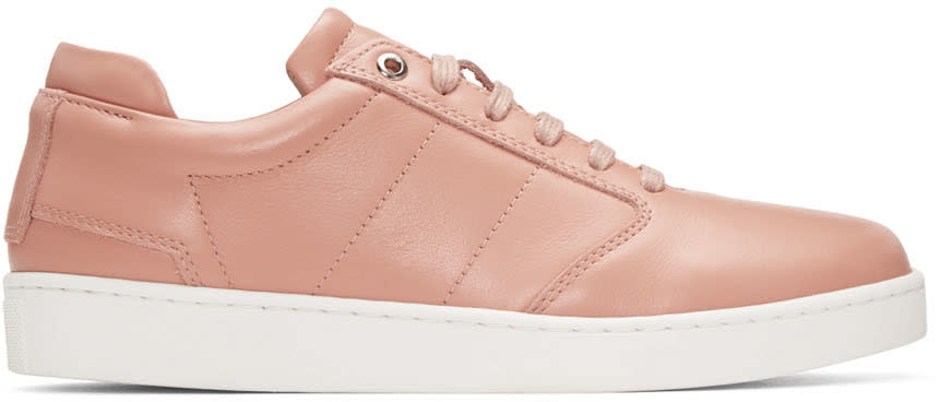 Image of Want Les Essentiels Pink Lennon Sneakers