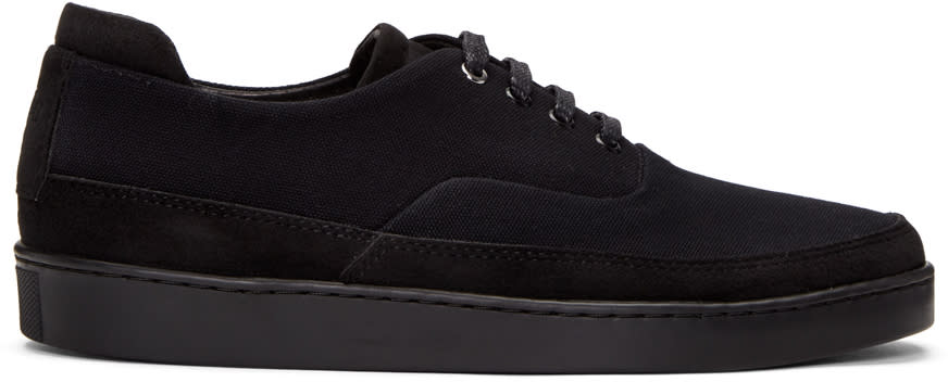 Want Les Essentiels Black Smith Sneakers