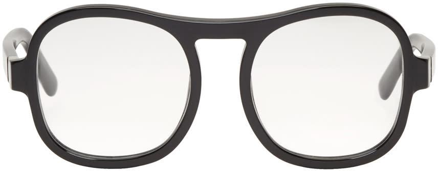 Chloe Black Square Glasses