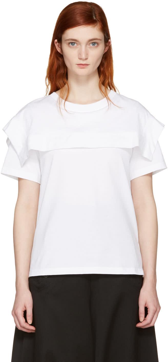 Chloe White Sailor T-shirt
