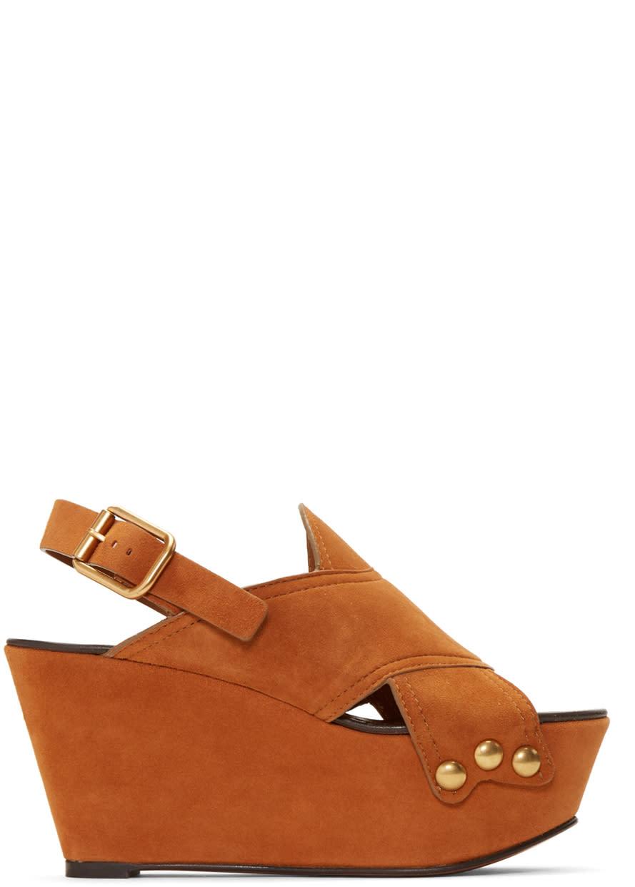 Chloe Tan Mischa Platform Sandals