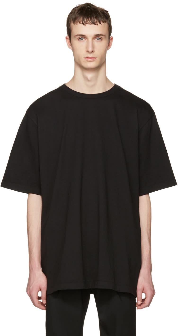 Juun.j Black i Know Both T-shirt