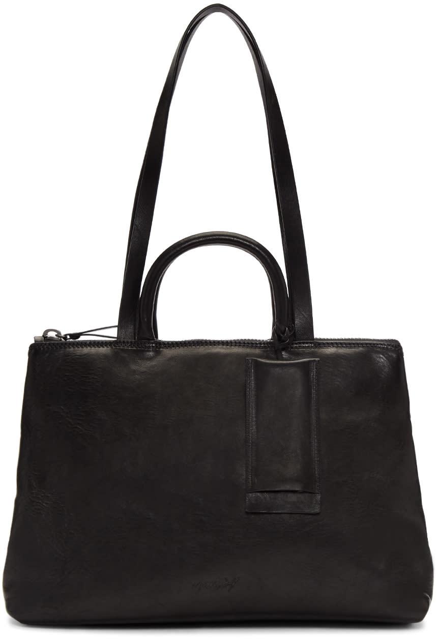 Marsell Black Dritta Duffle Bag