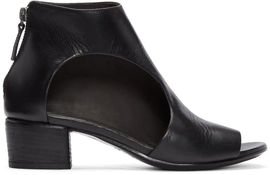 Marsell Black Bo Sandalo Boots