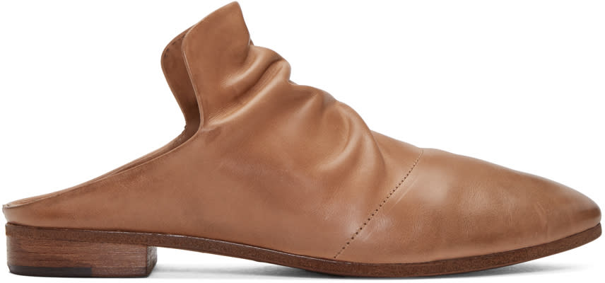 Marsell Tan Colteldino Loafers