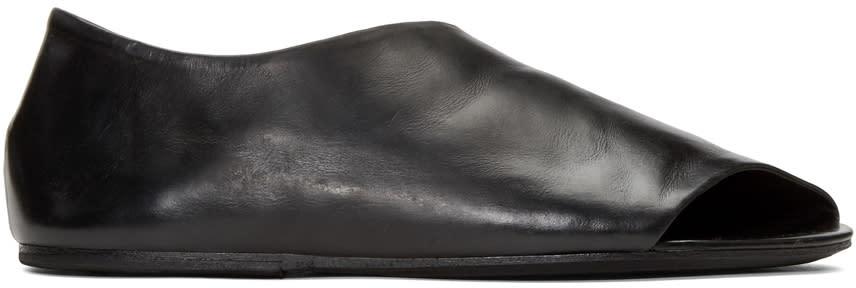 Marsèll Black Arsella Sandals