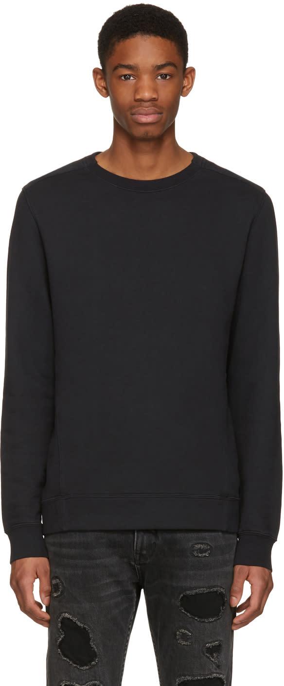 Image of Blk Dnm Black Classic 29 Pullover
