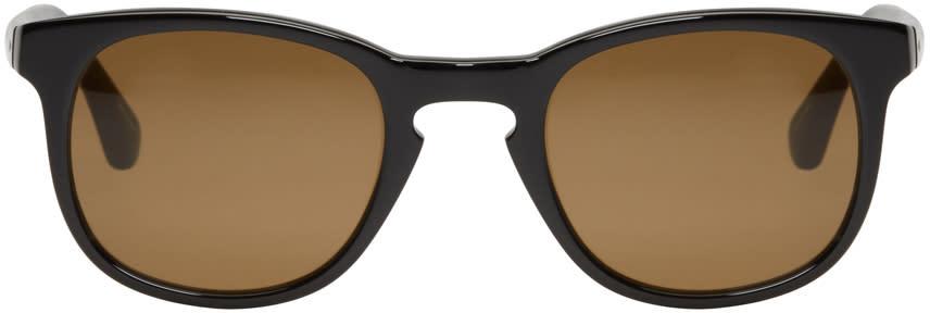 Dries Van Noten Black 89 Sunglasses