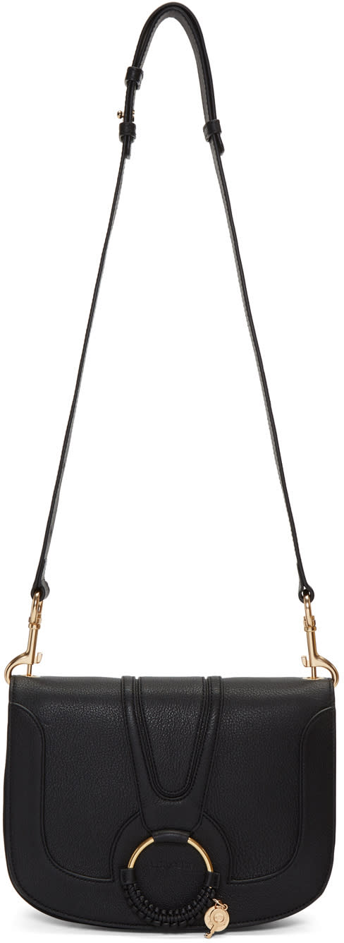 See By Chloe Black Hana Bag