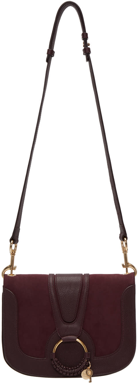 See By Chloe Purple Hana Bag