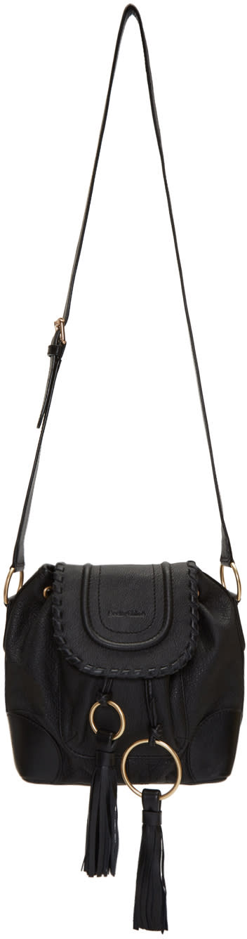 See By Chloe Black Polly Bag
