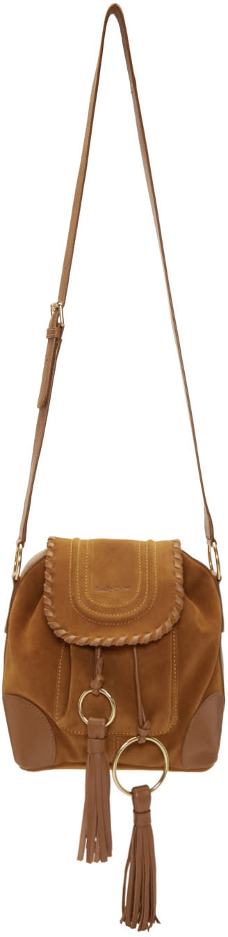 See By Chloe Tan Polly Shoulder Bag