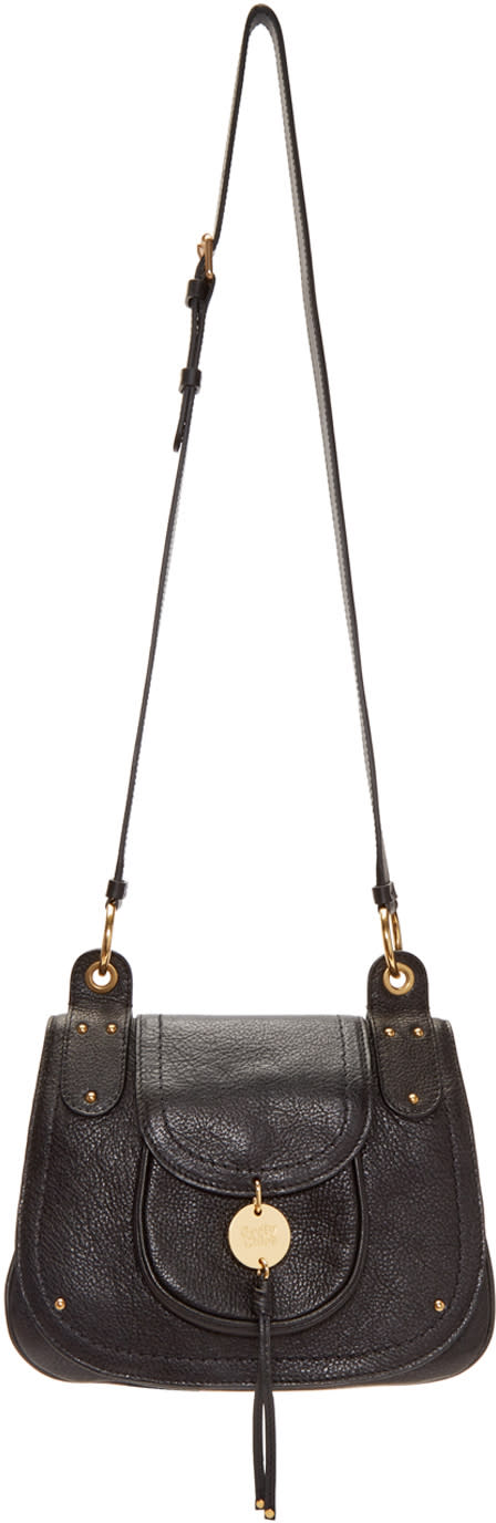 See By Chloe Black Small Charm Bag
