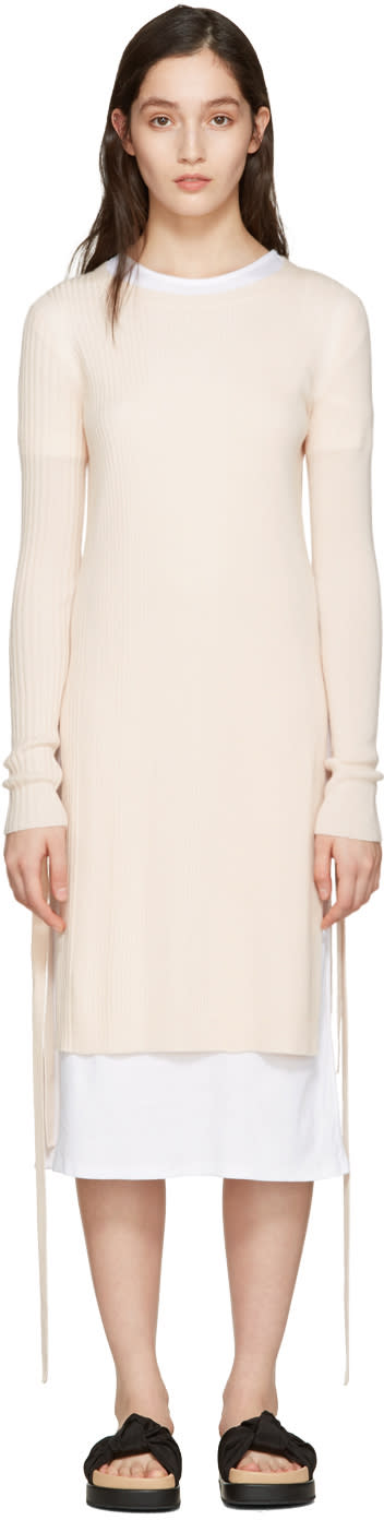 See By Chloe Beige Wool Sweater