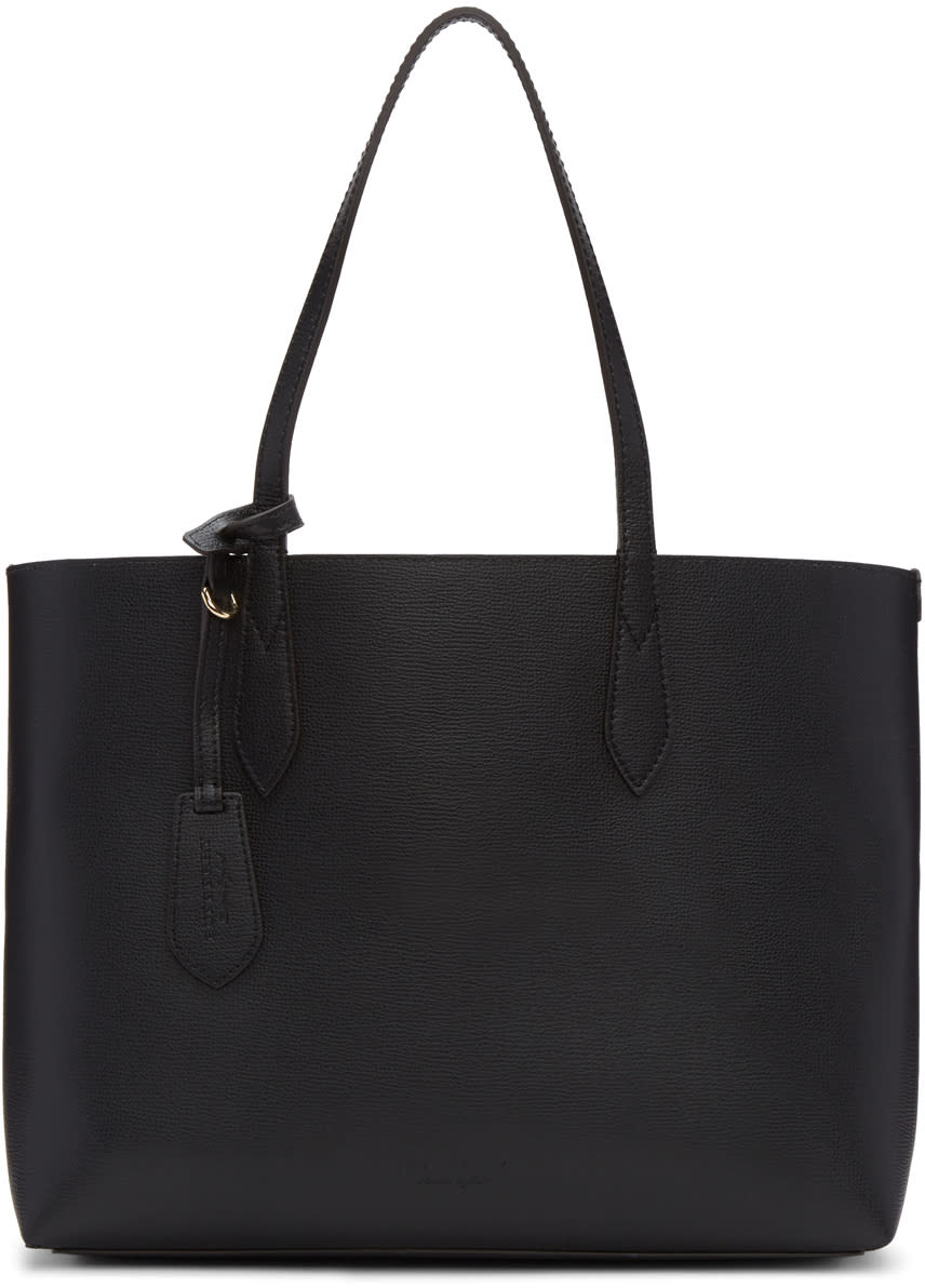Burberry Black Labenby Tote