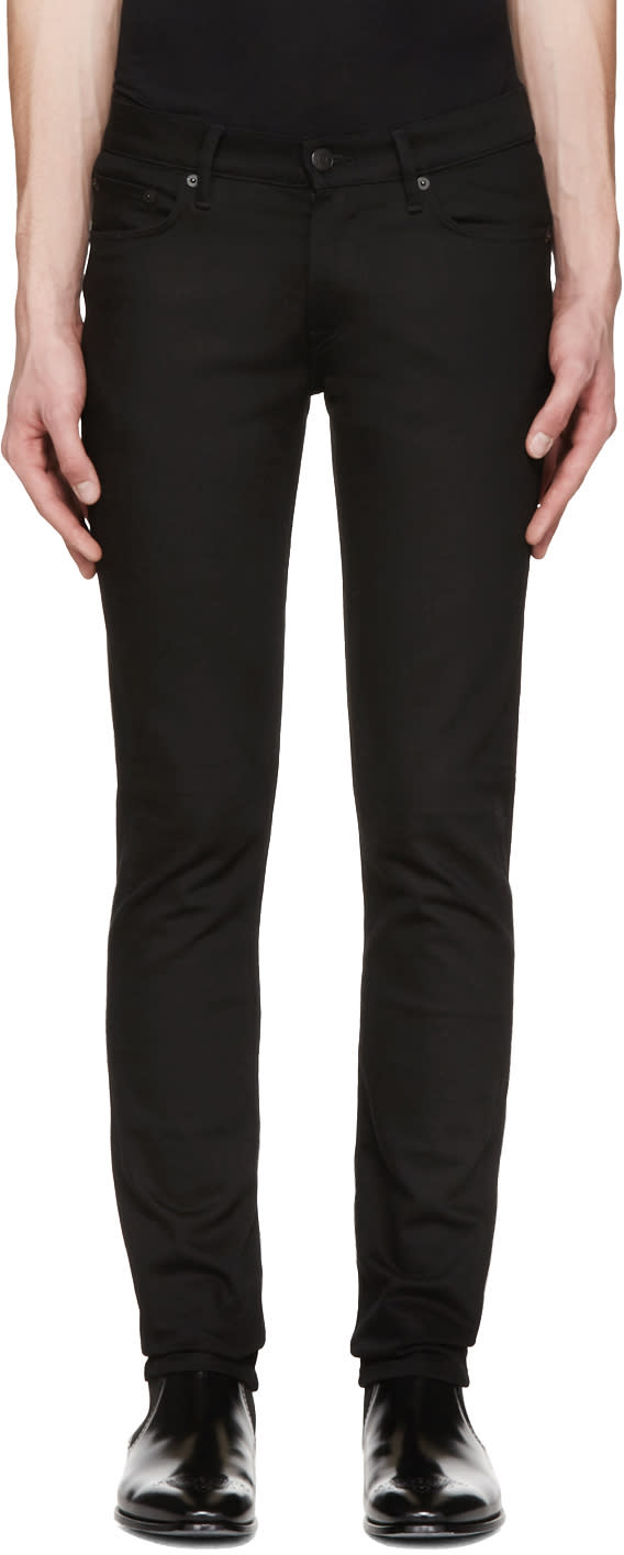 Burberry Black Slim Jeans