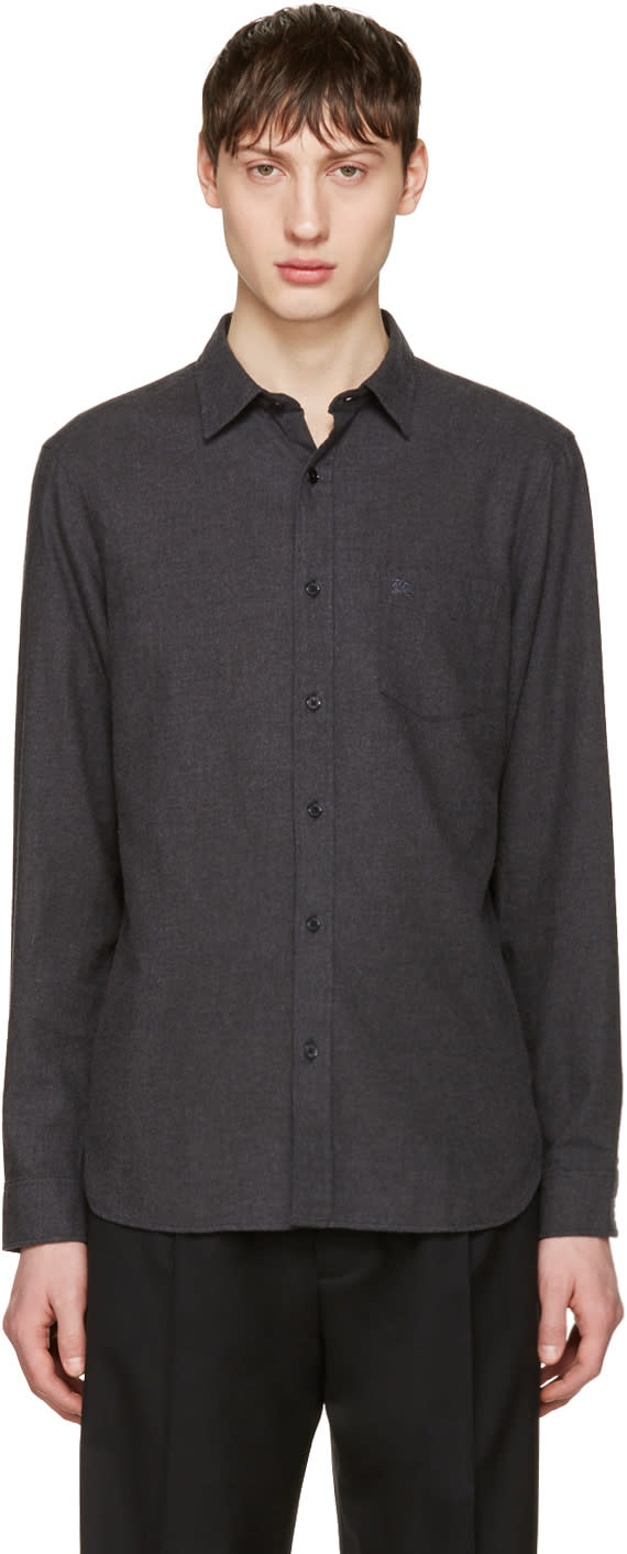 Burberry Grey Ellister Shirt