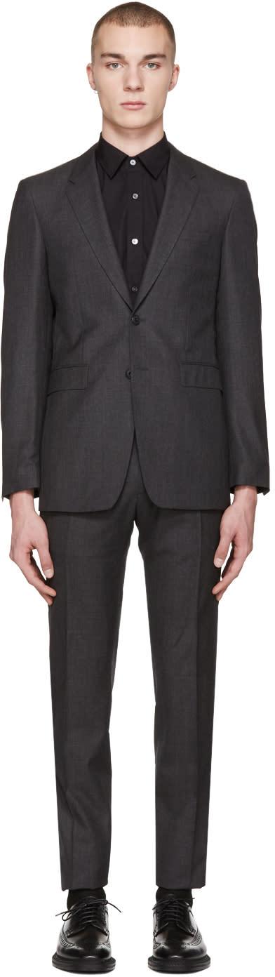 Burberry Grey Millbank Suit