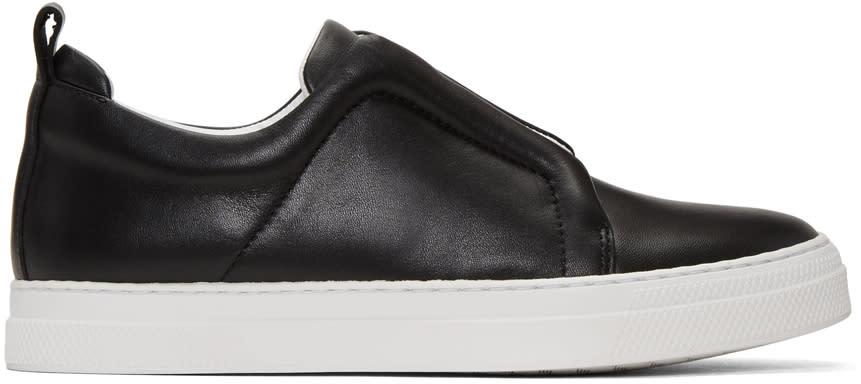 Pierre Hardy Black Slider Sneakers