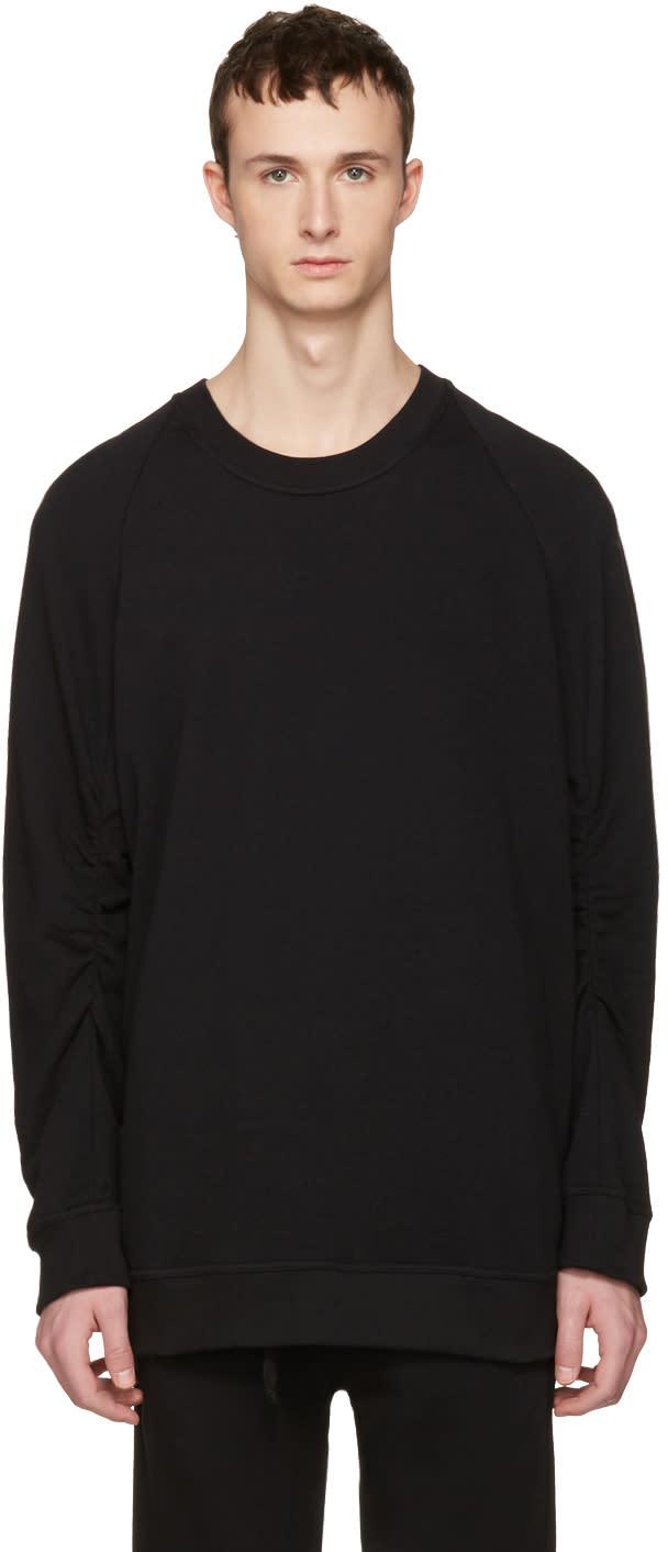 Ann Demeulemeester Black Rodger Pullover