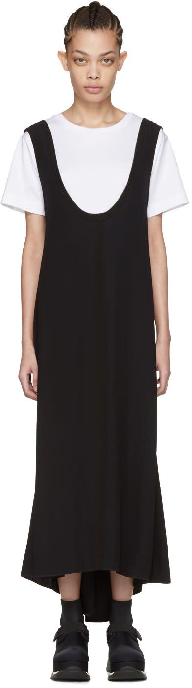 Marni Black Layered Dress