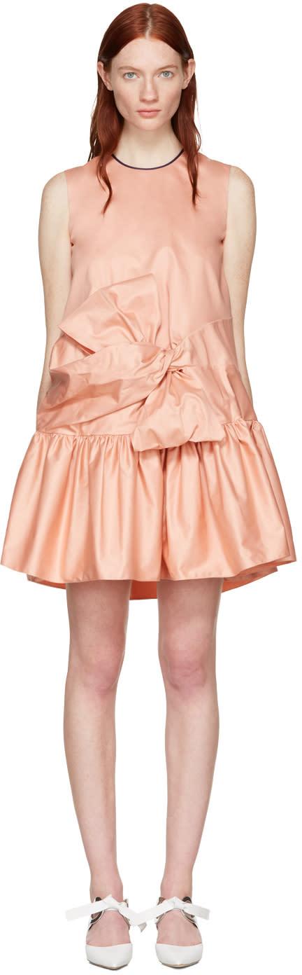 Roksanda Pink Arana Dress