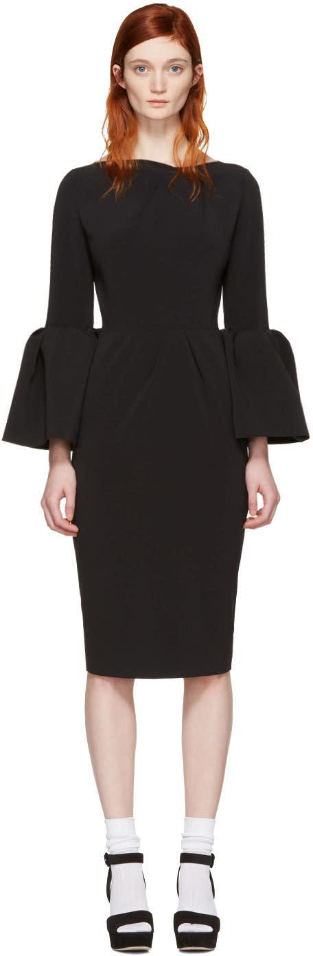 Roksanda Black Margot Dress