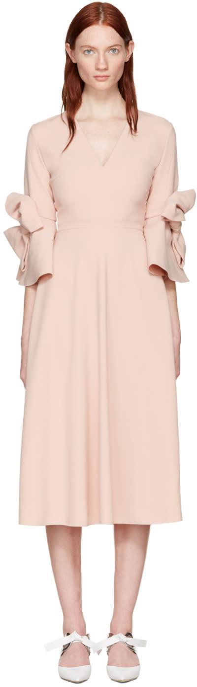 Roksanda Pink Sibelle Dress