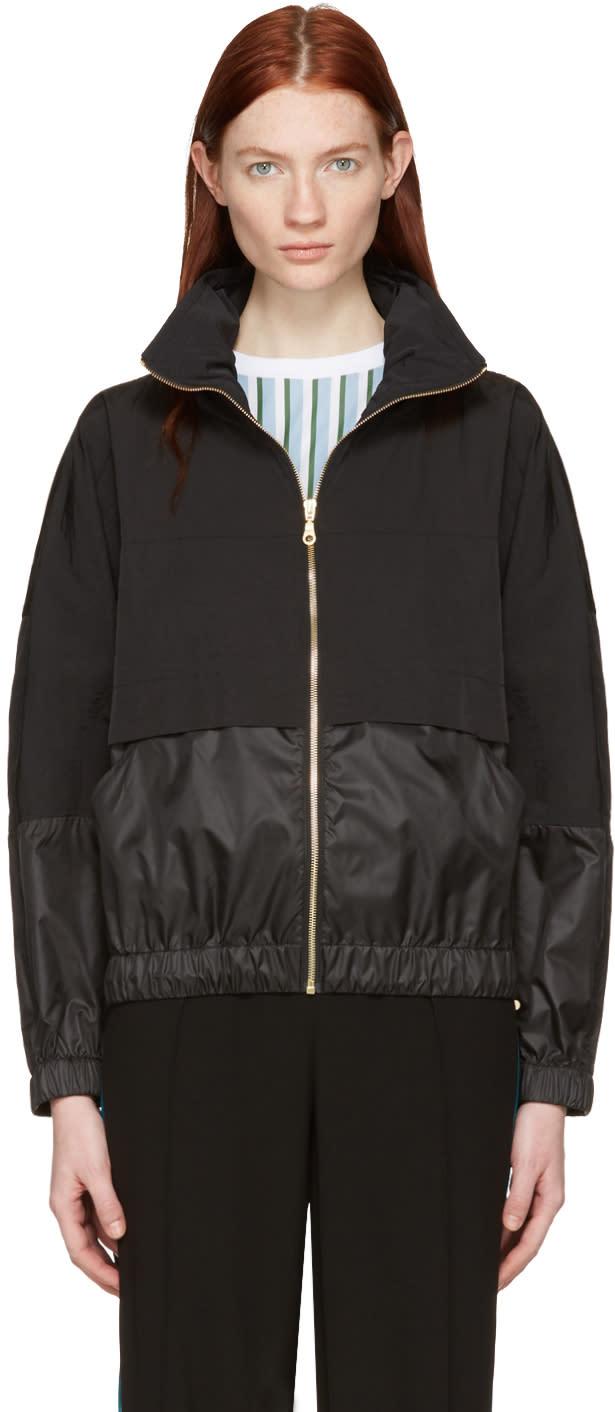 Kenzo Black Logo Jacket