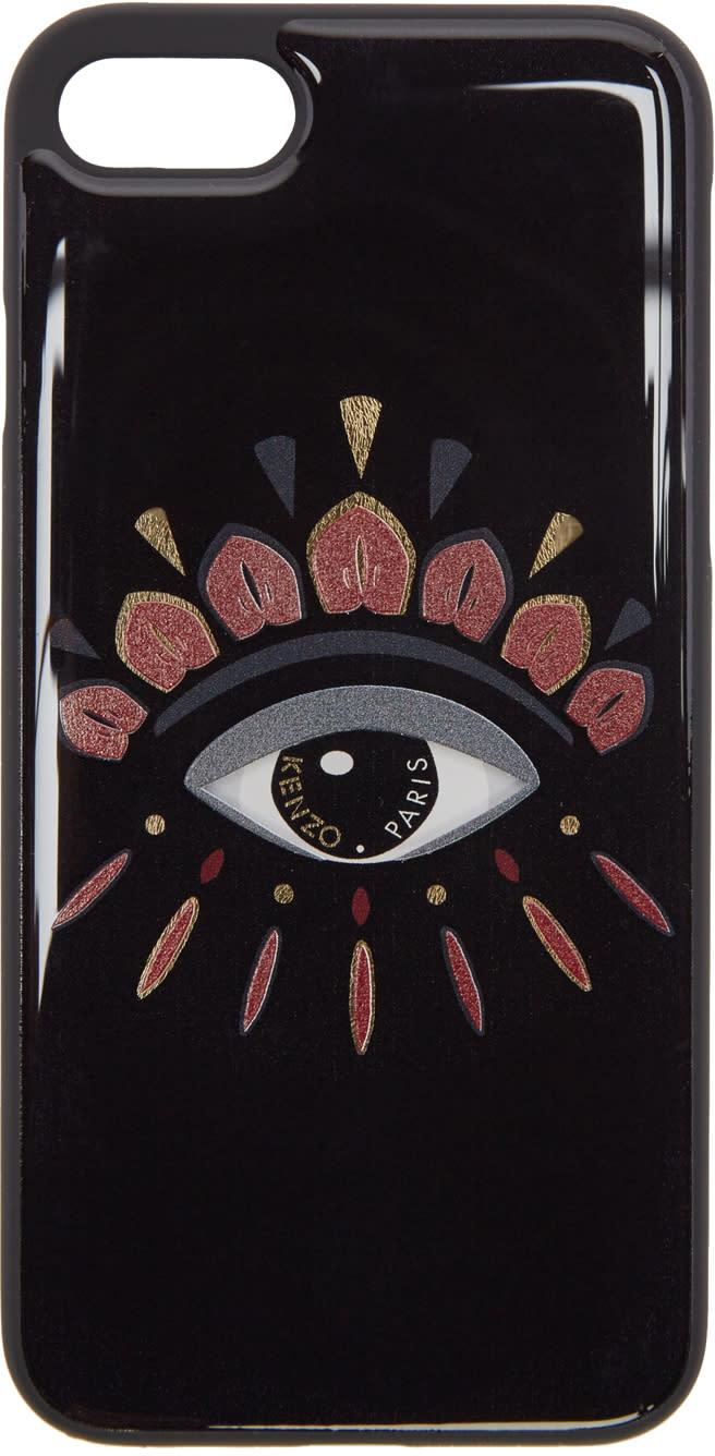 Kenzo Black Nagai Eye Iphone 7 Case
