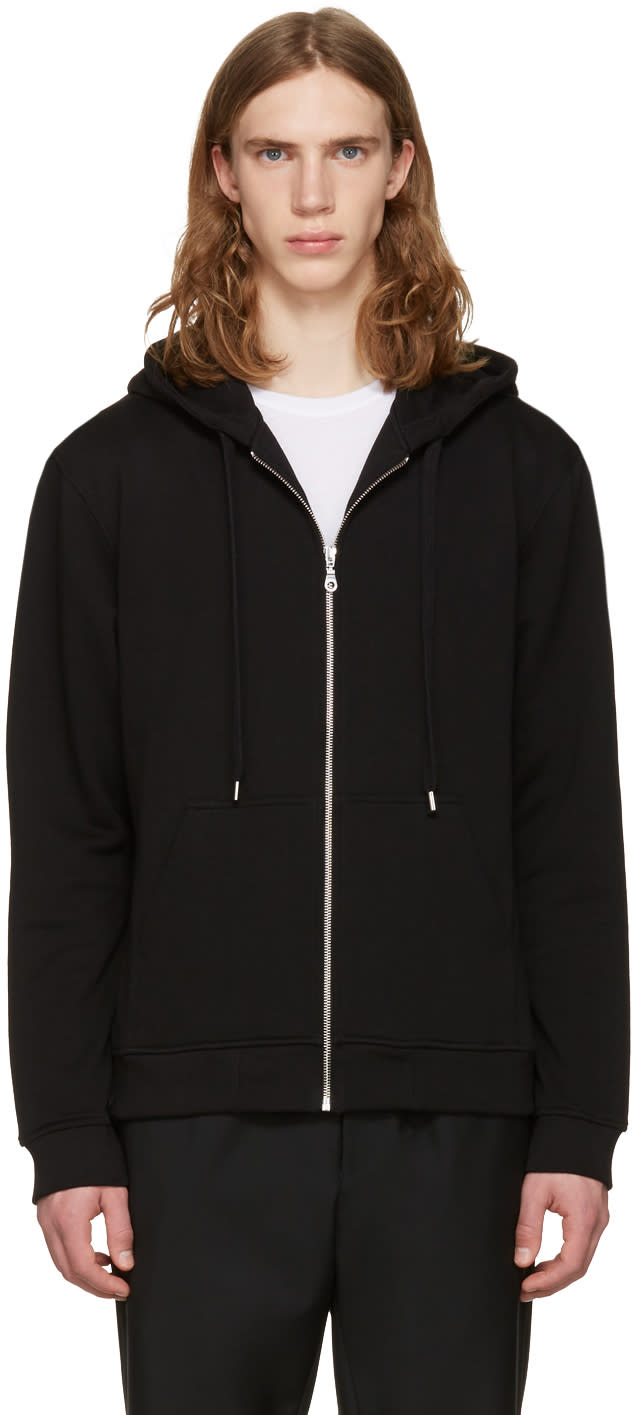 Kenzo Black Logo Hoodie